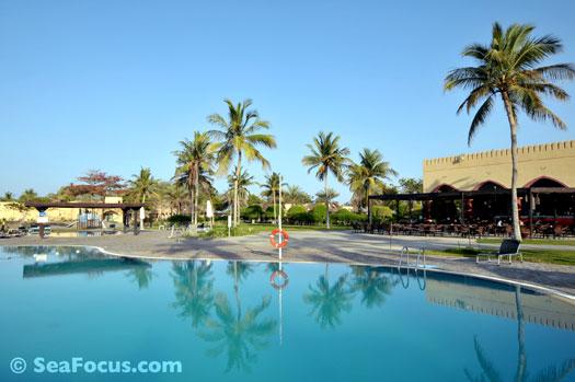 Pool At Al Sawadi Beach Resort